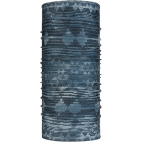 Buff Coolnet UV+ Scaldacollo tubolare, tzom stone blue
